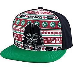 Christmas Darth Vader Baseball Hat - Star Wars