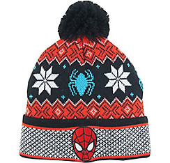 Christmas Spider-Man Beanie
