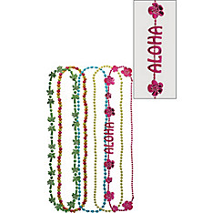Tropical Bead Necklaces 5ct
