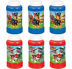 PAW Patrol Bubbles 6ct