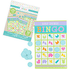 Baby Shower Value Bingo