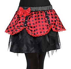 Child Red Riding Hood Tutu