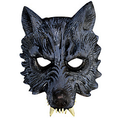 Werewolf Half Mask