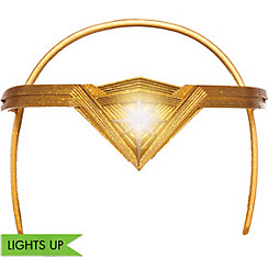 Child Light-Up Wonder Woman Tiara - Batman v Superman: Dawn of Justice