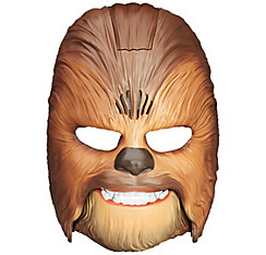 Talking Chewbacca Mask with Moving Mouth