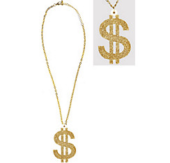 Big Daddy Dollar Sign Necklace