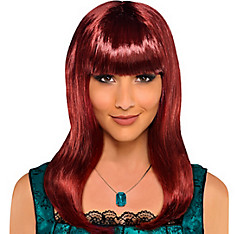 Classic Beauty Long Auburn Wig
