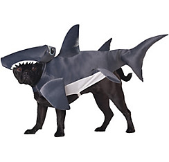 Animal Planet Shark Dog Costume