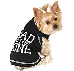 Bad to the Bone Dog Hoodie
