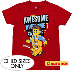 Awesome Lego Movie T-Shirt
