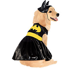 Batgirl Dog Costume - Batman