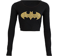 Batgirl Crop Top - Batman