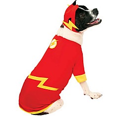 The Flash Dog Costume