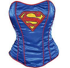 Supergirl Corset