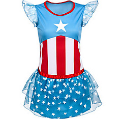 Child American Dream Tunic Shirt