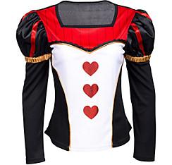 Red Queen Long-Sleeve Shirt