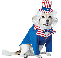Uncle Sam Dog Costume