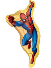 Foil Supershape Spider-Man Balloon 38in