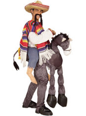 Adult Hey Amigo Mexican Costume