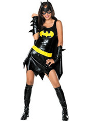 Teen Girls Batgirl Costume