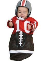 Baby Bunting Football Costume