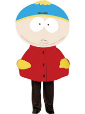 Teen Boys Cartman Costume - South Park