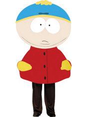 Teen Boys Cartman Costume - South Park