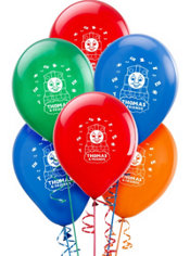 Thomas the Tank Engine Balloons 6ct
