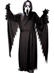 Teen Boys Ghost Face Costume - Scream