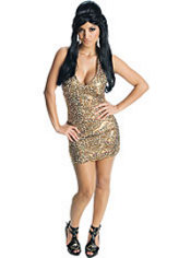 Leopard Dress Snooki Costume - Jersey Shore