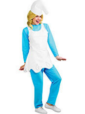 Adult Smurfette Costume - The Smurfs