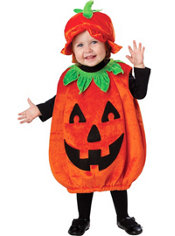 Baby Pumpkin Patch Cutie Pumpkin Costume