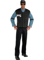 Adult SWAT Team Costume