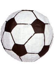 Jumbo Soccer Ball Pinata 18in