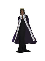 Royal Queen Cape