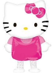 Hello Kitty Balloon Buddy 15in x 23in
