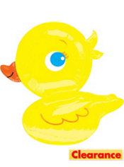 Yellow Duck Balloon