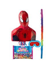 Pull String Spider-Man Pinata Kit