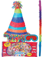 Birthday Hat Pinata Kit