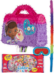 Pull String Doctor Bag Doc McStuffins Pinata Kit