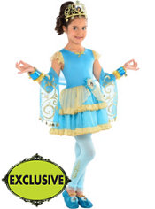 Girls Tutu Jasmine Costume