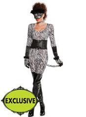Adult Zebra Cutie Costume