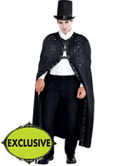 Adult Sophisticated Gothic Romance Costume