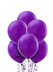 Purple Balloons 20ct