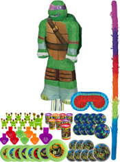 Donatello Pinata Kit with Favors - Teenage Mutant Ninja Turtles