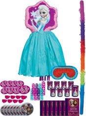 Elsa Pinata Kit with Favors Deluxe - Frozen