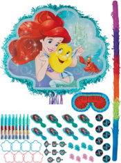 Ariel Pinata Kit with Favors - Little Mermaid