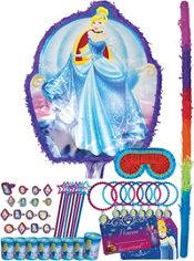 Cinderella Pinata Kit with Favors