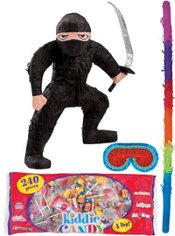 Ninja Pinata Kit