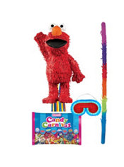 Elmo Pinata Kit